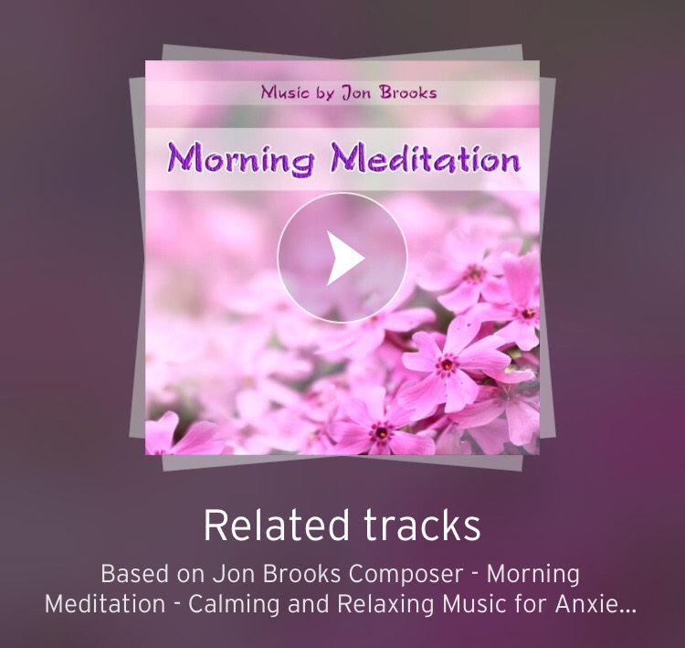 Bra meditationsmusik av Jon Brooks