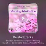 Bra meditationsmusik av Jon Brooks