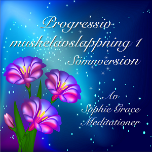 Omslag för sömnversionen av Progressiv muskelavslappning 1