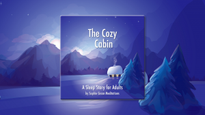 The Cozy Cabin. Fullbreddsbild